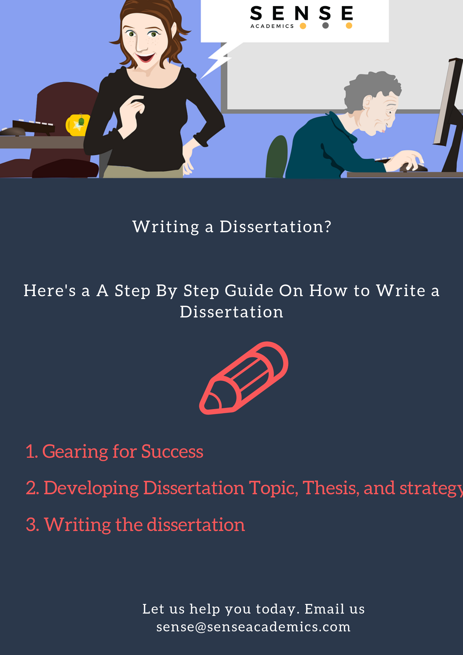Writing a dissertation guide