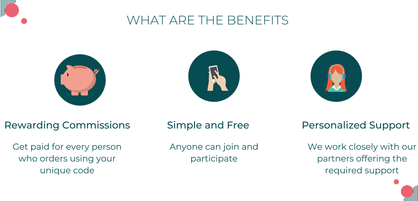 Sense Academics - Referral Program Benefits
