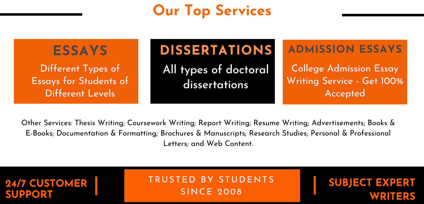 Sense Academics - Top Services